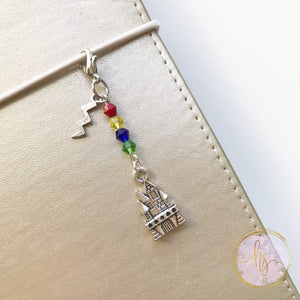 Magic Wizard Castle Planner Charm
