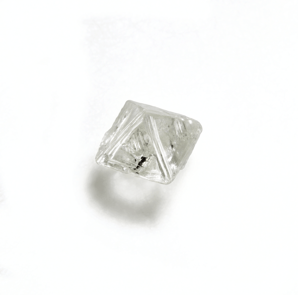 Rough Diamond Buying Guide: How to Choose a Raw Diamond Shape - Octahedrons