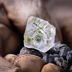 Ethical sourcing of rough diamonds