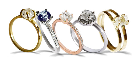4 excellent reasons why you should consider a rough diamond engagement ring