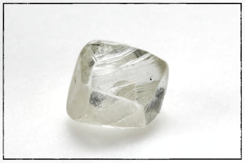 Diamond Crystals Shapes And Other Physical