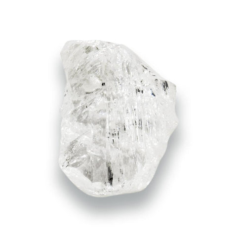0.99 carat white rough diamond crystal Raw Diamond South Africa