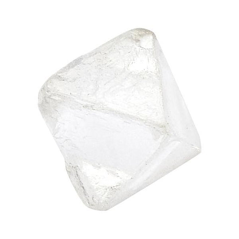 1.0 carat bright and clean rough diamond octahedron Raw Diamond South Africa