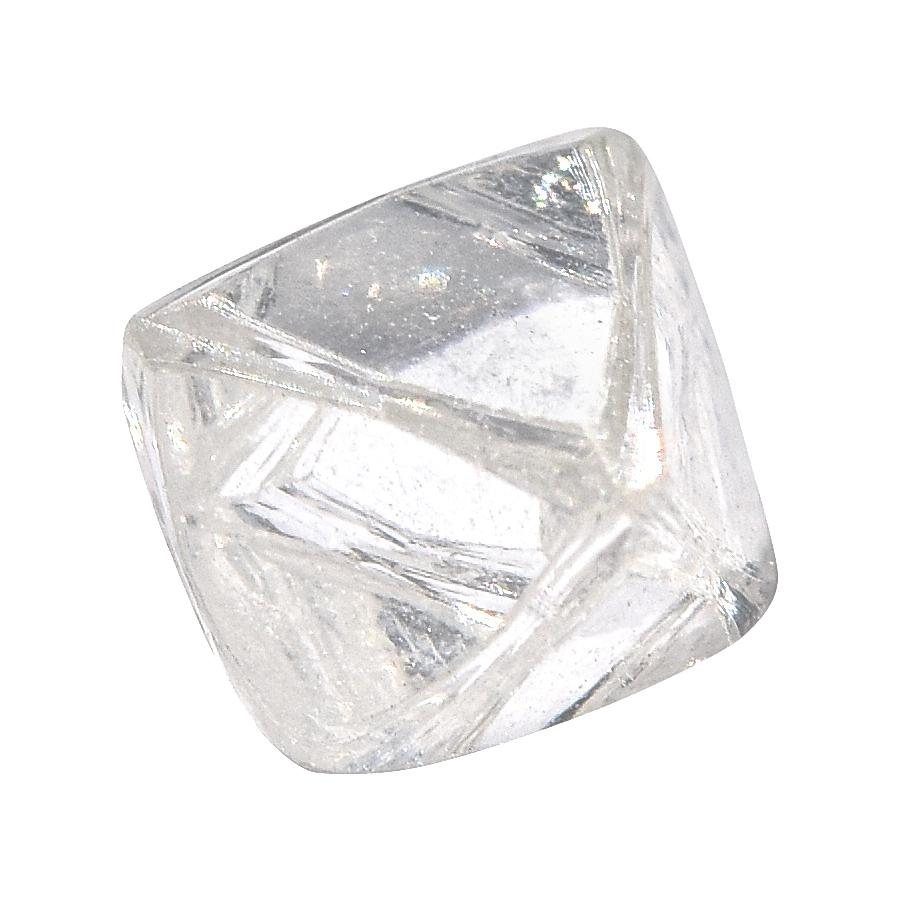 1.0 carat perfect rough diamond octahedron Raw Diamond South Africa