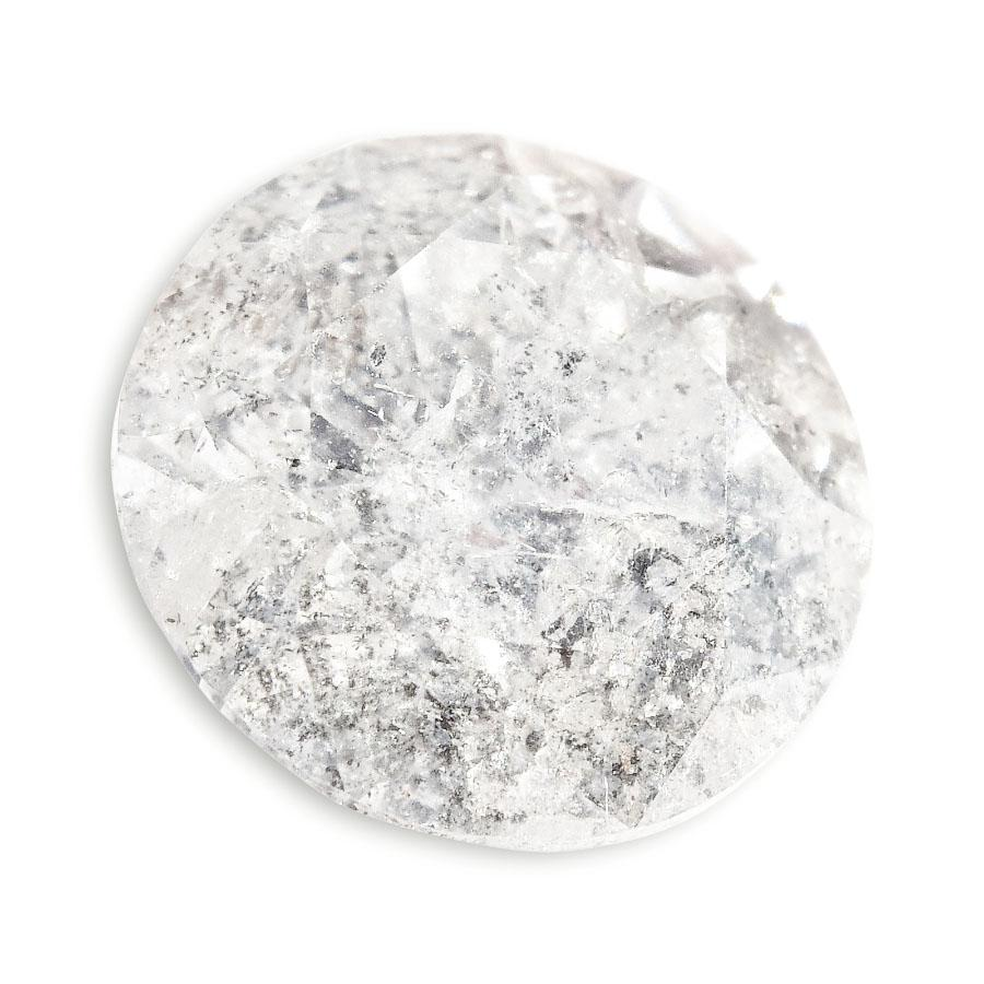 1.015 carat salt and pepper round brilliant natural diamond Raw Diamond South Africa
