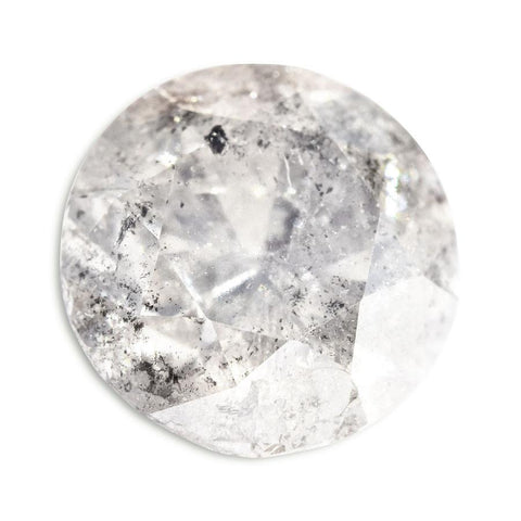 1.07 carat salt and pepper round brilliant natural diamond Raw Diamond South Africa