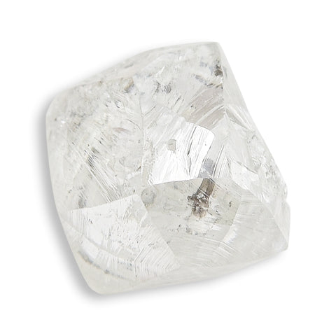 1.11 carat lovely rough diamond dodecahedron