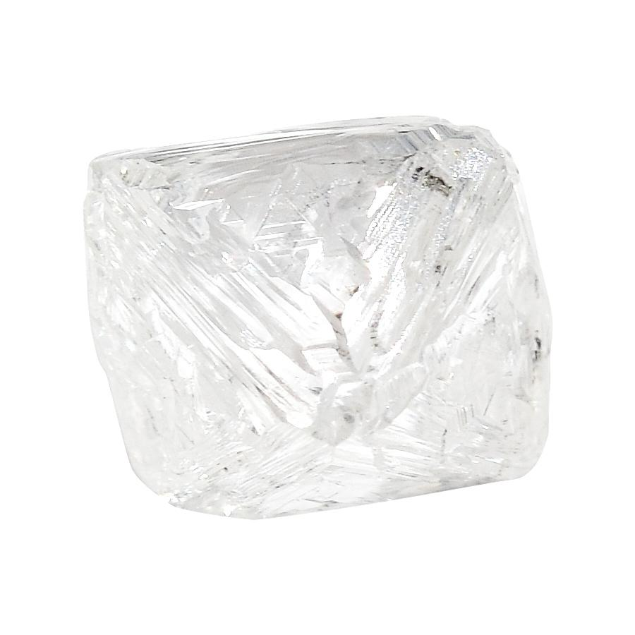 1.29 carat proportionate and intriguing rough diamond octahedron Raw Diamond South Africa