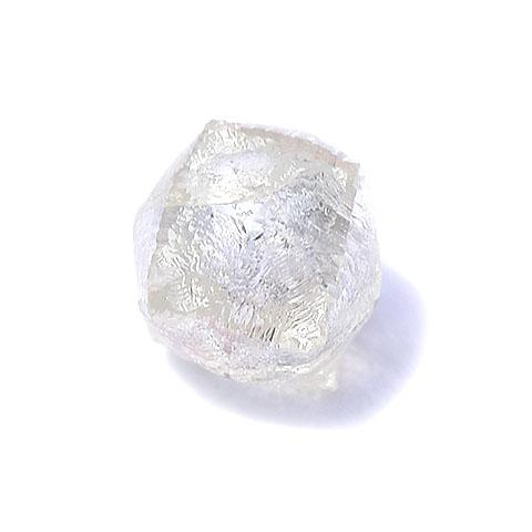 1.43 carat white rough diamond cube Raw Diamond South Africa