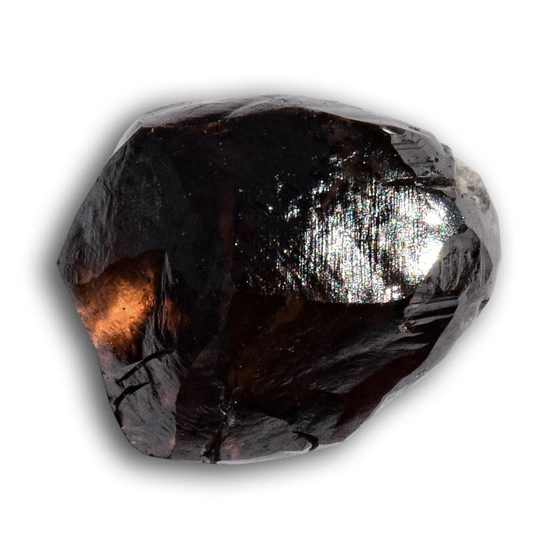 1.59 carat dark chocolate rough diamond freeform crystal Raw Diamond South Africa