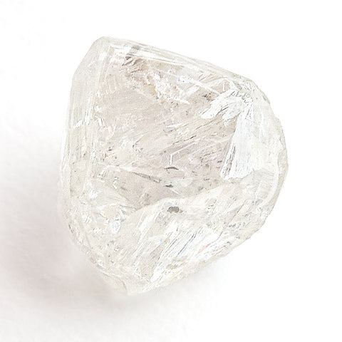 1.72 carat fascinating rough diamond octahedron