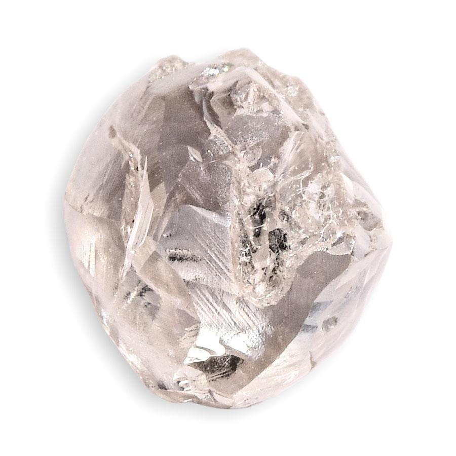 2.06 carat champagne colored rough diamond crystal Raw Diamond South Africa