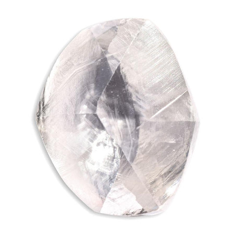 2.07 carat gorgeous smoky light pink rough diamond freeform stone Raw Diamond South Africa