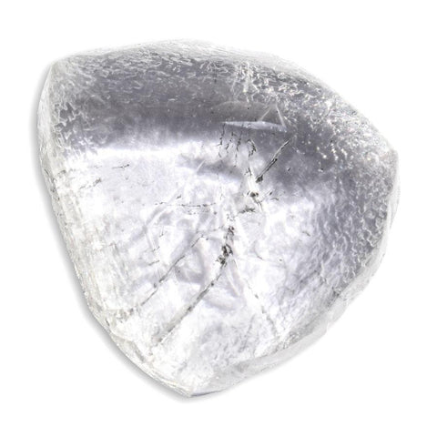 2.52 carat light smokey rough diamond maccle Raw Diamond South Africa