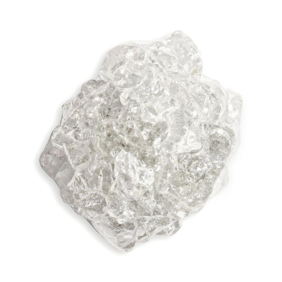 3.19 carat white rough diamond freeform crystal Raw Diamond South Africa