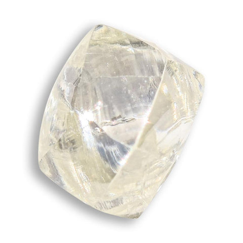 1.135 carat perfectly imperfect freeform shaped raw diamond