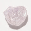 0.98 carat light lilac freeform shaped raw diamond
