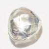 1.18 carat light champagne raw diamond