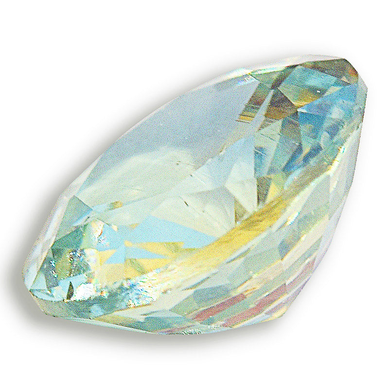 Light Green Sapphire from Sri Lanka - 0.35 carats