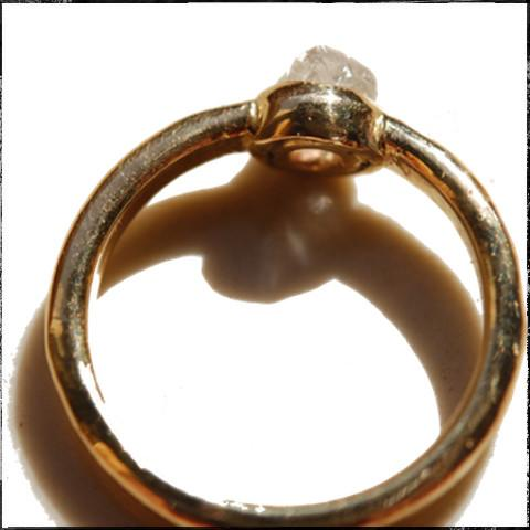 Hester Ring Rings The Raw Stone