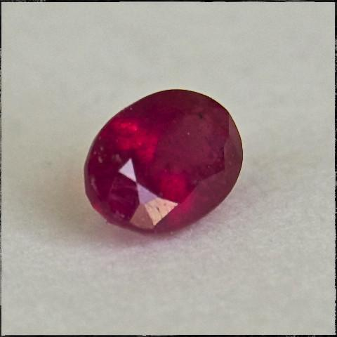 Ruby 6.5 x 5mm cut TAWOMA