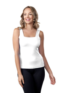 White Sale: The Square/Scoop Tank