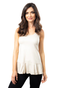 LIMITED COLORS: The Ruffle Tank