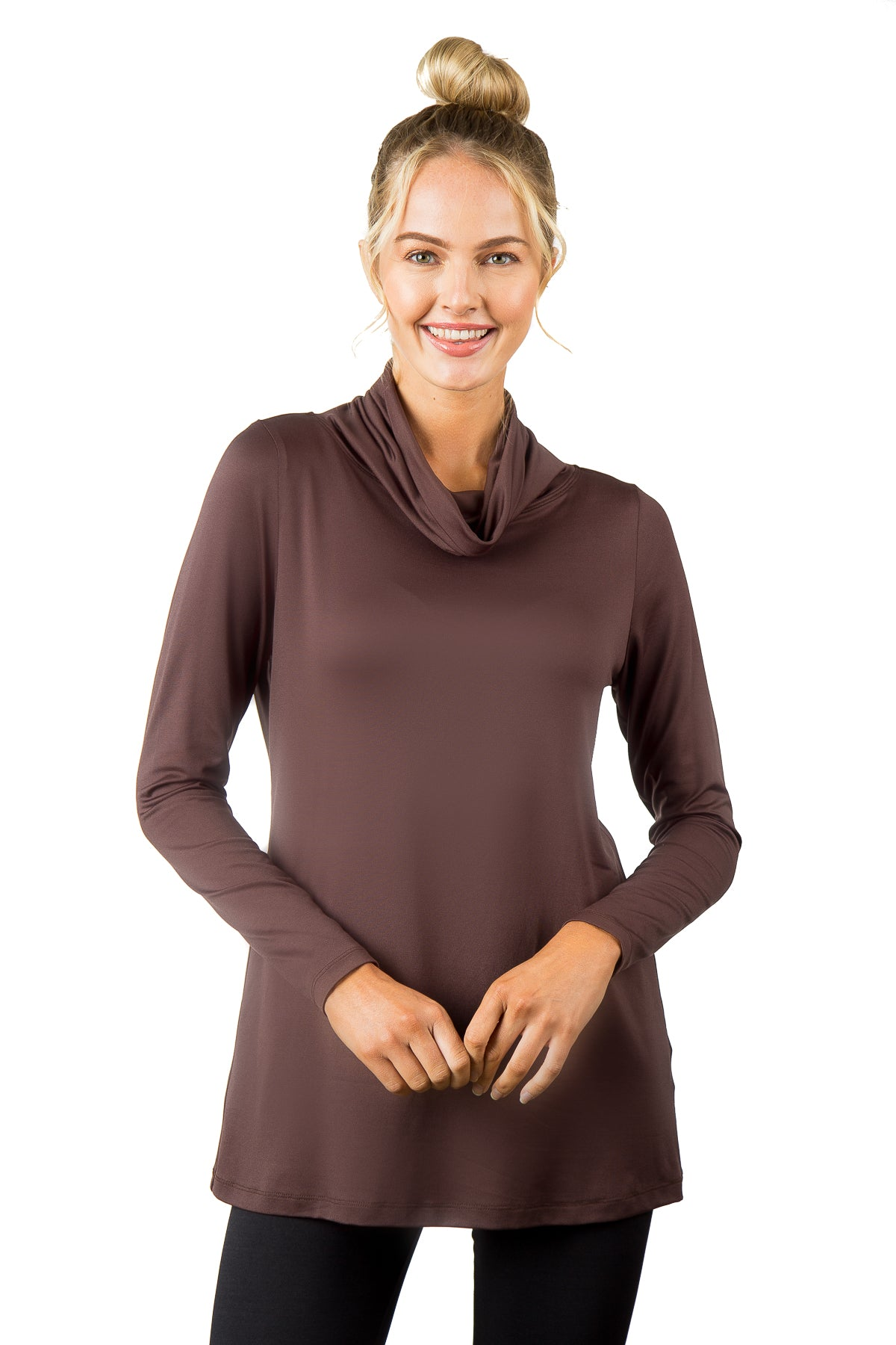 The Cowl Neck Tunic