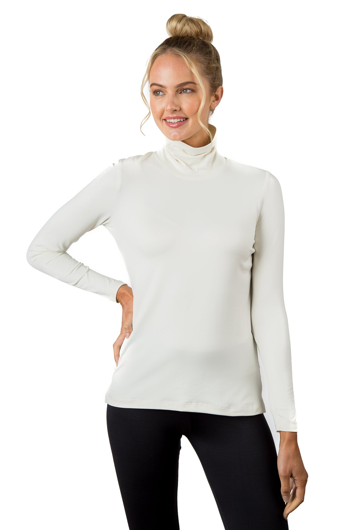 LIMITED COLORS: The Classic Turtleneck
