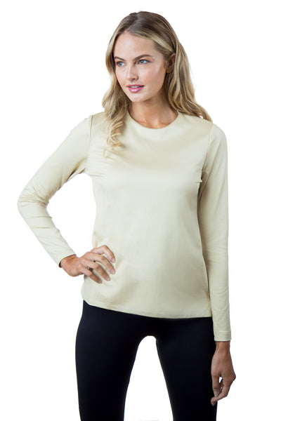 L3 Collection: The Classic Loose-Fit Long Sleeve