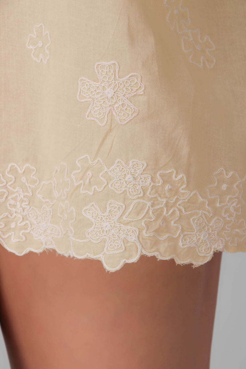 Minnie, Embroidered Dress