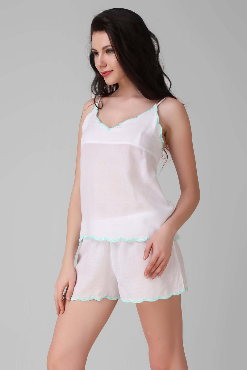 Coppa, Shorts & Camisole