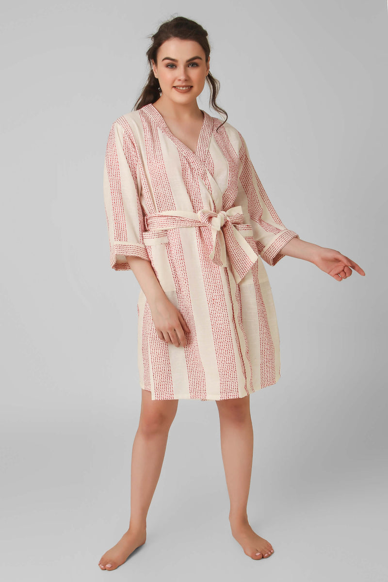 Aly, Short Robe