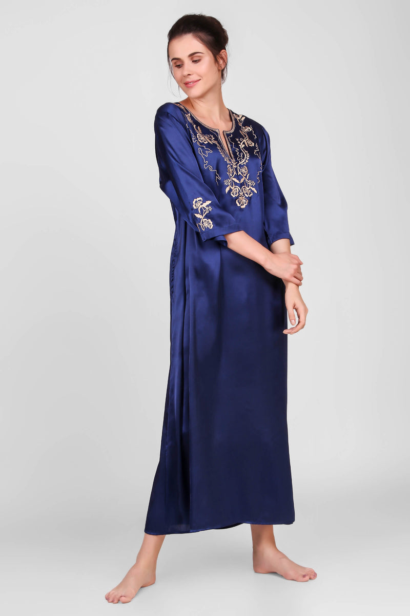 Aru, Embroidered Kaftan