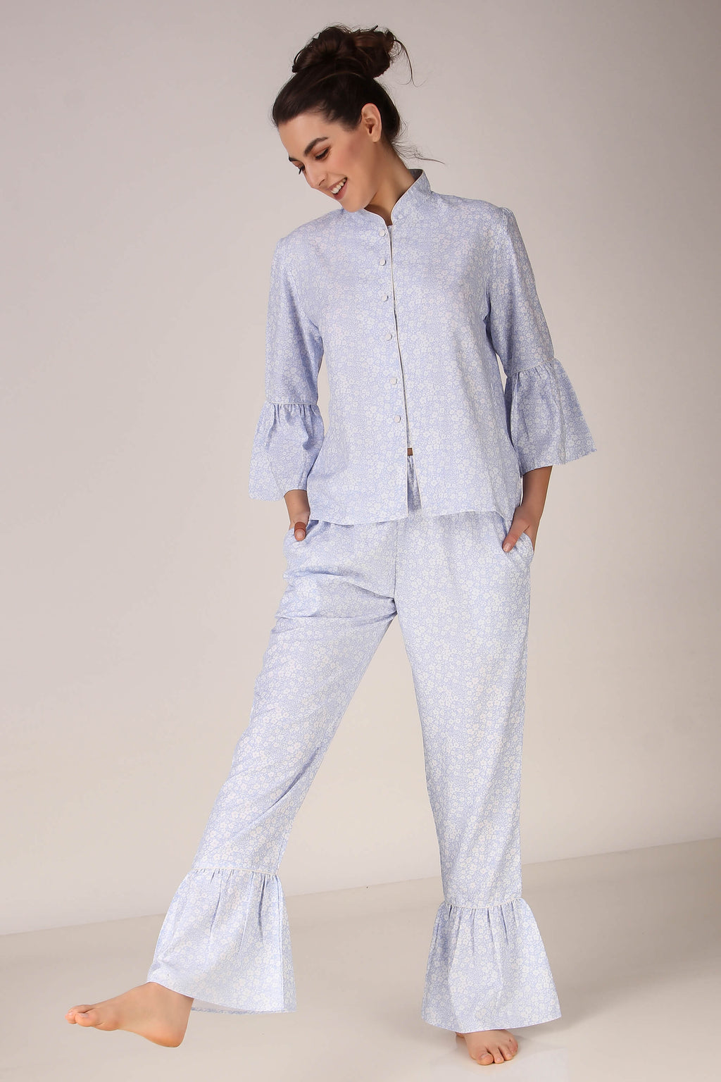 Esther, Pyjama Suit