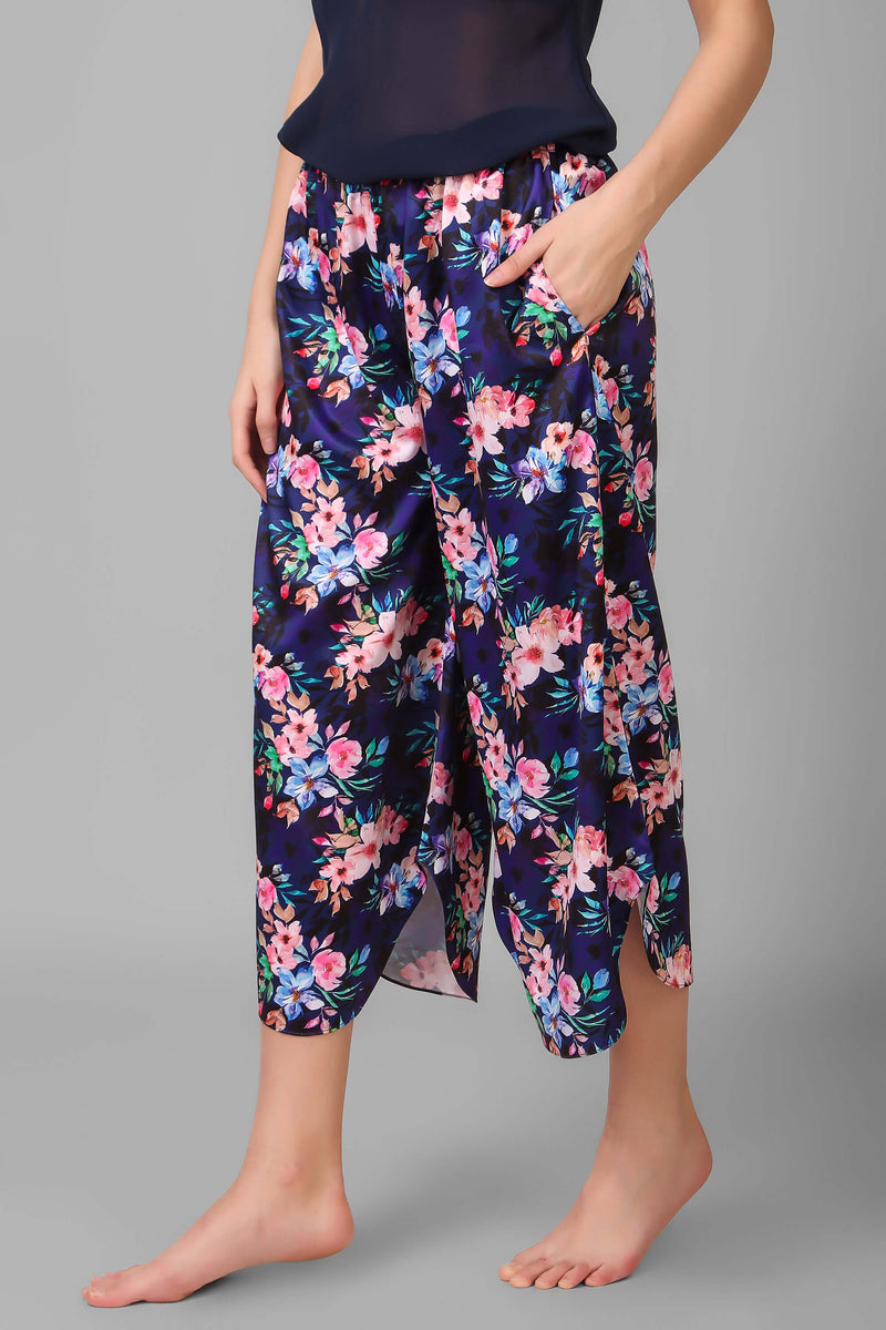 Lily, Culottes with Tug-Shirt