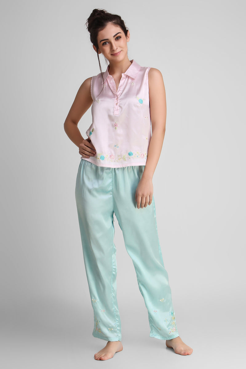 Candy, Pyjama Suit Sleeveless