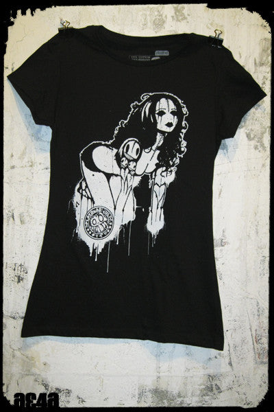 Women's Devil Woman T-Shirt Playdead Cult