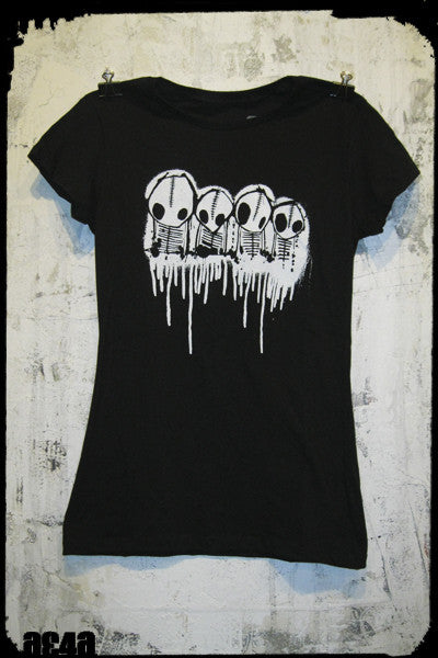 Women's Moops T-Shirt Playdead Cult