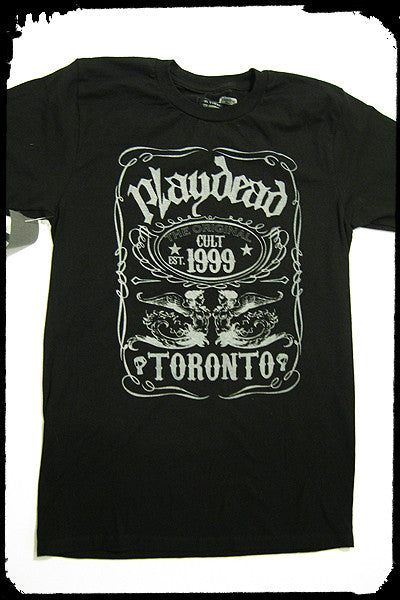 T-Shirt: Playdead Toronto The Original Cult