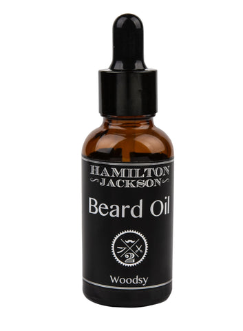 No2 Beard Oil - Lemon Patchouli and Cedarwood 100% Natural