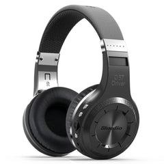 Bluedio H + Super Bass Stereo Wireless Headset Bluetooth Kopfhörer FM Radio TF Karte Spielen Mit Mikrofon