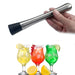 FHEAL Neue Eis Cocktail Sektquirl Obst Muddle Stößel Popsicle Sticks Zerkleinert Edelstahl Ice Hammer Bar Werkzeuge Wein Werkzeuge