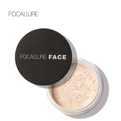 Focallure Make-up-puder 3 Farben Lose Pulver Gesicht Make-Up Wasserdicht Lose Pulver Haut Fertig Pulver