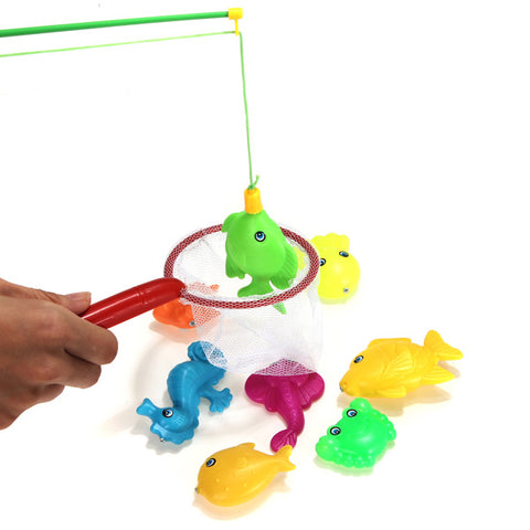 Magnetic Fishing Game For Kids