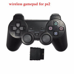 2.4G trådløs spillspillad joystick for PS2-kontroller Sony playstation 2 konsoll dualshock gaming joypad for PS 2 spillestasjon