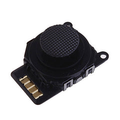 2pcs mye svart 3D analog joystick for PSP 2000