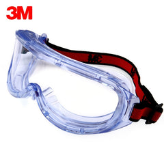 3m 1623AF Sikkerhetsbriller Anti-Impact Anti-kjemisk sprut Briller Goggle Laboratory Labor Eye Protection Driving Working Eyewear