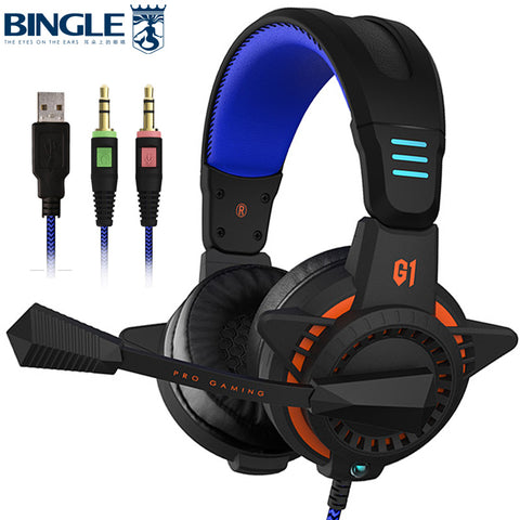 Gaming Headset Ps4, PC og Xbox One