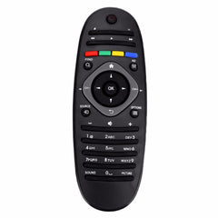 CewaalUniversal RC2034301-01 TV-fjernkontroll Egnet til Philips TV / DVD / AUX Smart Player Fjernkontrollen Controller Home